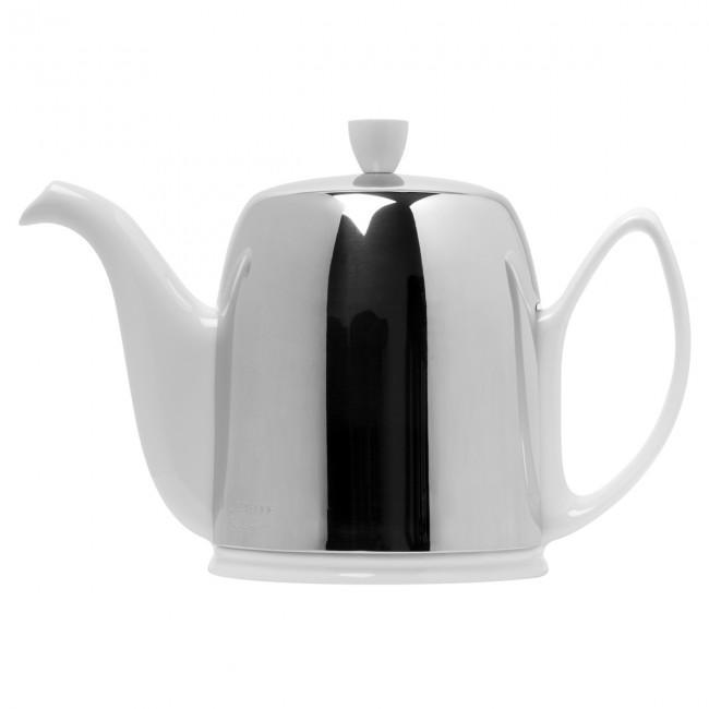 Théière 8 tasses 130cl - Blanc