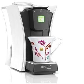 Machine à thé Spécial T blanc