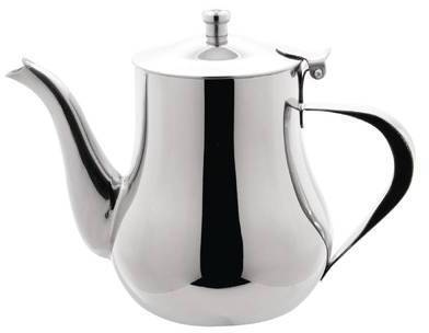 Pot à Thé Arabe Inox - Disponible