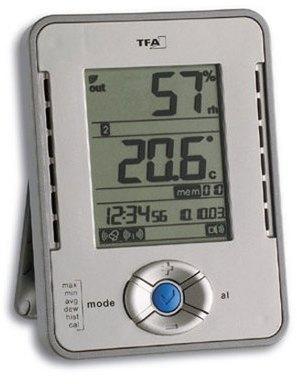 Thermomètre hygromètre Enregistreur