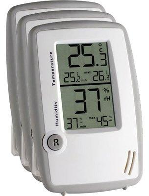 Thermomètre Hygromètre affichage