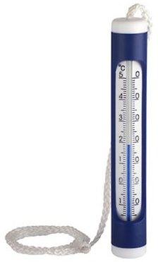 Thermomètre de piscine Blanc