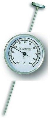 Thermomètre de sol et de compost