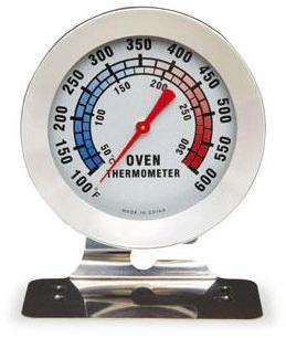 Thermomètre à four - De 38