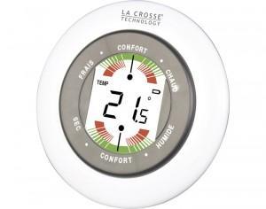 PACK ENERGIE Thermomètre Hygromètre