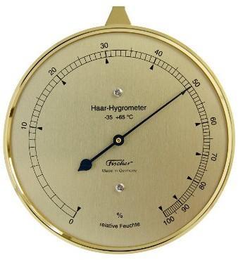 Hygromètre à cheveu de précision