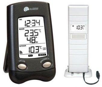 Thermomètre sans fil mini