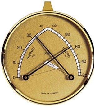 Thermomètre Hygromètre synthètique