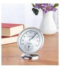 Thermomètre hygromètre analogique