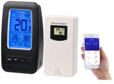 Thermomètre-hygromètre FWS-330