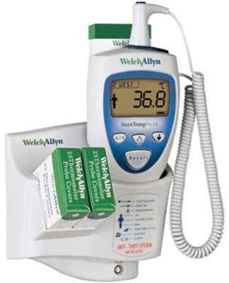 Thermomètre électronique sure