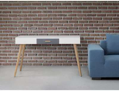 Bureau design - console en