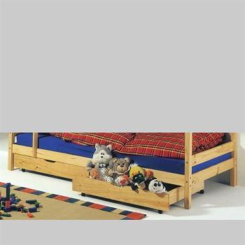 Lot de 2 tiroirs pour lit