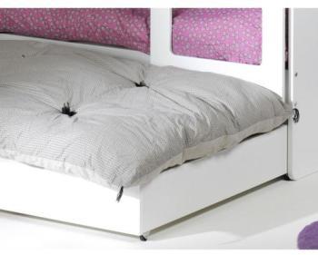 Tiroir de lit superposé 90x190