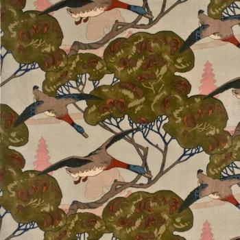 Mulberry - Tissu Flying Ducks