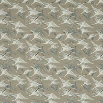 Mulberry - Velours Wild Geese