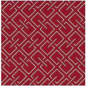 Sahco - Tissu Grid