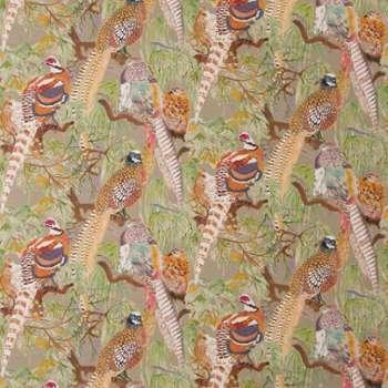 Mulberry - Tissu Game Birds