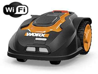 Robot tondeuse Worx Landroid