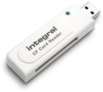 Integral USB 2 0 Single Slot