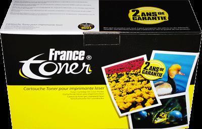 Toner FRANCETONER 4 couleurs
