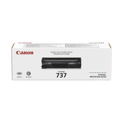 Toner canon crg737 noir pour