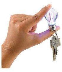 Lampe de poche porte-clés