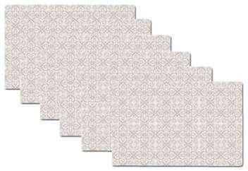 Set de Table Design Carreaux