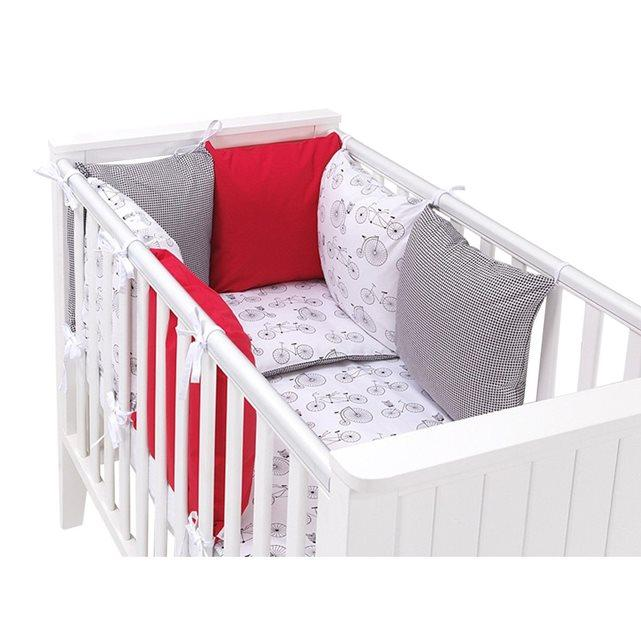 catgorie tour de lits page 3 du guide et comparateur d 39 achat. Black Bedroom Furniture Sets. Home Design Ideas