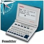 Franklin BFQ-575 Dictionnaire