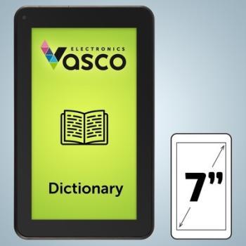 Vasco Dictionary Dictionnaire