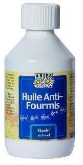 Huile répulsive anti-fourmis