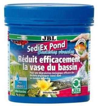 Traitement anti vase JBL SediEx