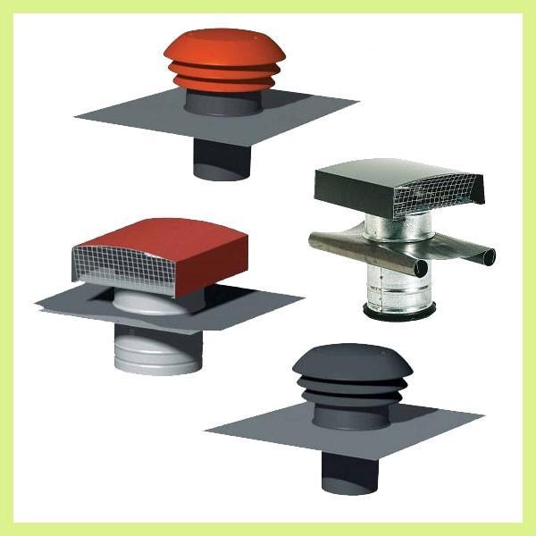 aldes sortie de toiture vmc 160 mm en galva pour ardo. Black Bedroom Furniture Sets. Home Design Ideas