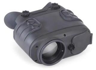 Caméra thermique de reconnaissance