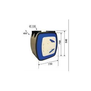 Unelvent caisson akor vmc double flux maison t3 a 7 haut re for Vmc double flux haut rendement
