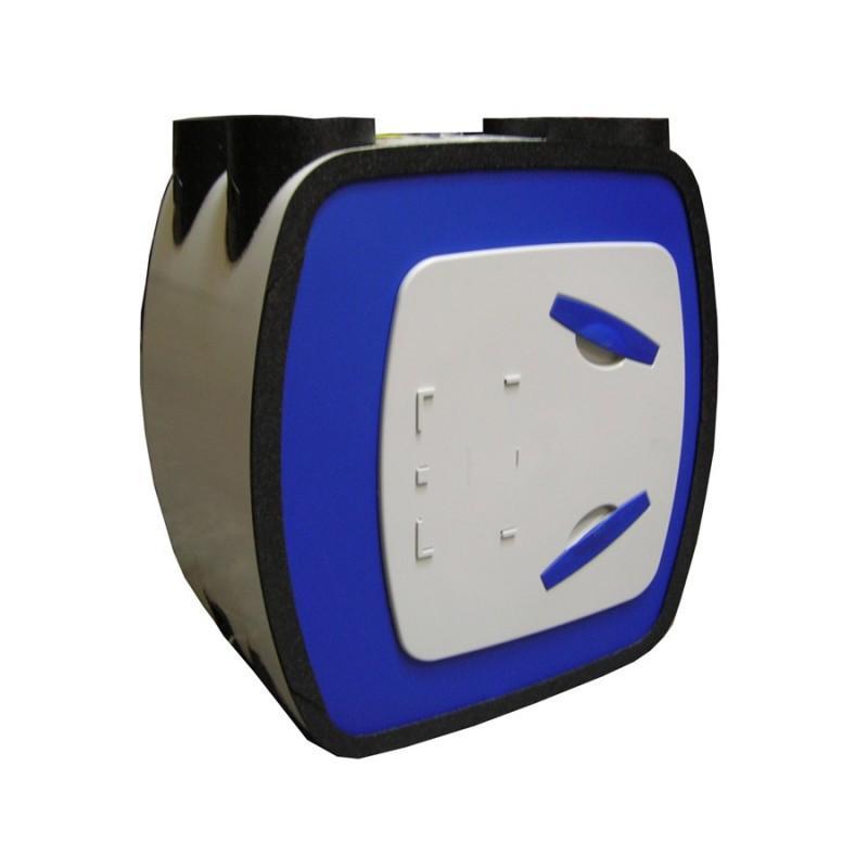 unelvent caisson akor vmc double flux maison t3 a 7 haut re. Black Bedroom Furniture Sets. Home Design Ideas