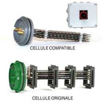 Cellule compatible Sterilor