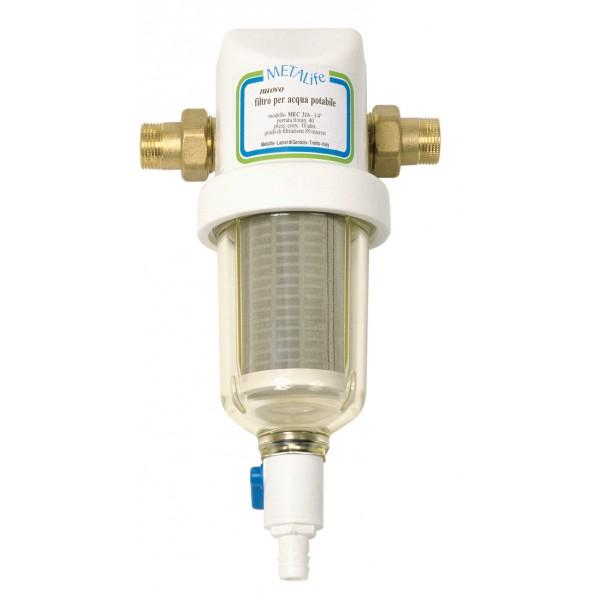 Filtres eau domestique - MEC