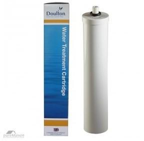 White cartouche anti calcaire x1 pour centrales vapeur - Cartouche filtre anti calcaire ...