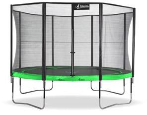 alice trampoline 305 cm filet de s curit chelle b che. Black Bedroom Furniture Sets. Home Design Ideas