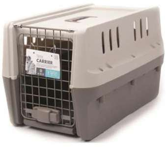 Cage de transport chien ou