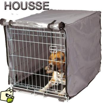 HOUSSE cage metal T1