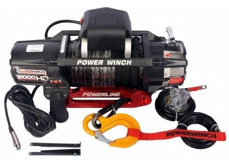 Treuil PowerWinch 5400 Kg