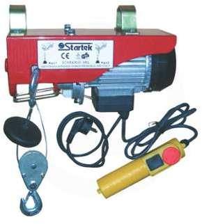 Treuils électrique 230V 200