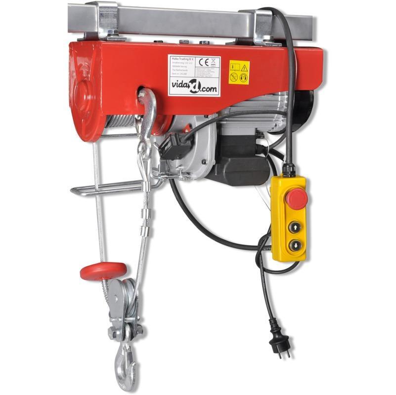 VidaXL Palan électrique 1300