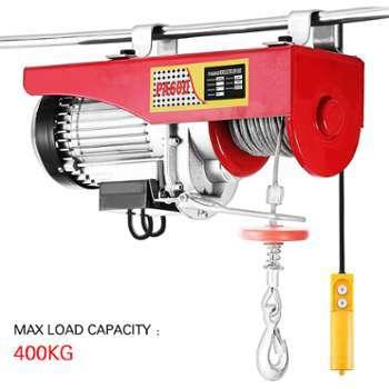 Treuil électrique 400 kg avec