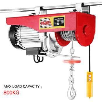 Treuil électrique 800 kg avec