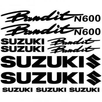 Stickers Suzuki N600 bandit