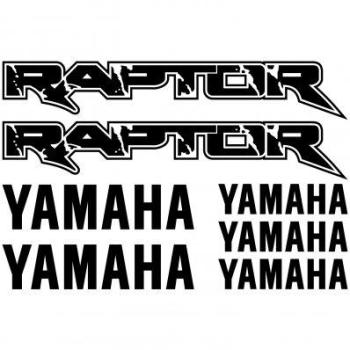 Stickers Yamaha RAPTOR